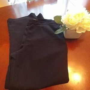 Black dress pants by Kasper size 12